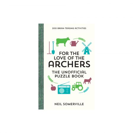 For the Love of The Archers Book