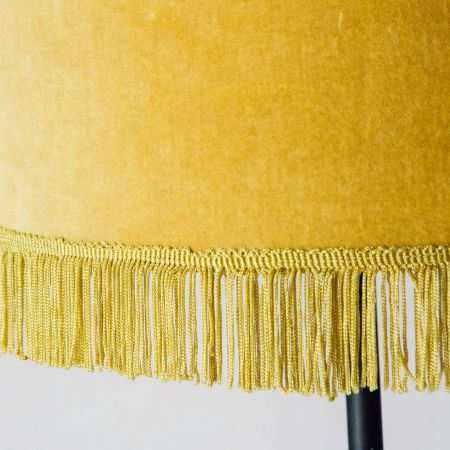Camille Yellow Floor Lamp