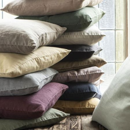 Small Linen Cushions