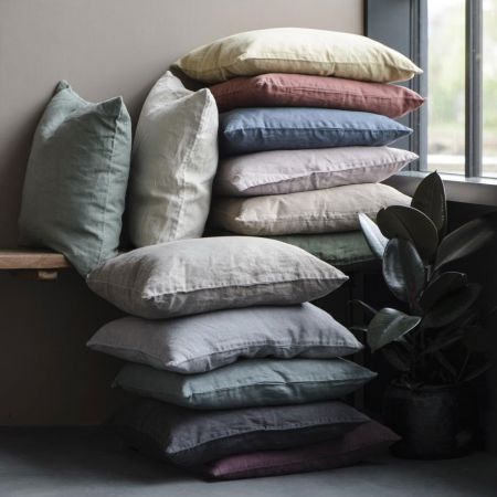 Rectangular Linen Cushions