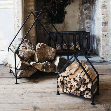 House Log and Kindling Holder