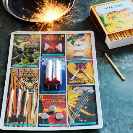 Indoor Fireworks Bonanza Pack