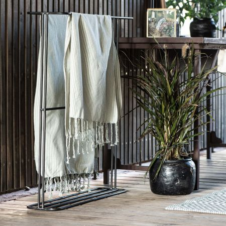 Selma Freestanding Towel Rail