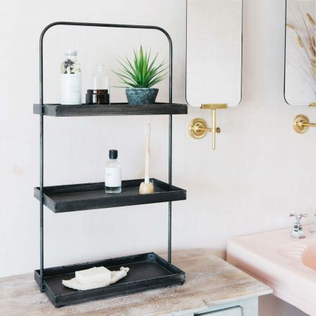 Selma Bathroom Shelf Unit
