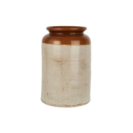 Large Vintage Ceramic Jar