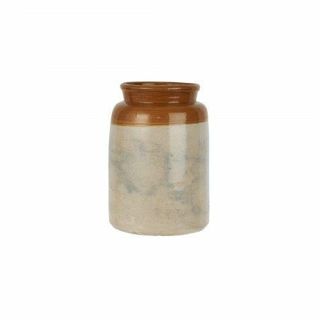Small Vintage Ceramic Jar
