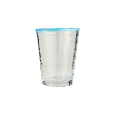 Aqua Rim Glass
