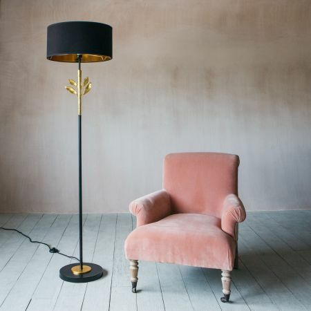 Genere Gold Floor Lamp