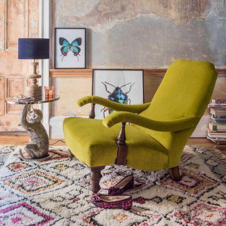 Dicky Club Chair - Thumbnail