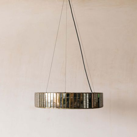 Small Downton Chandelier