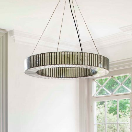 Large Downton Chandelier