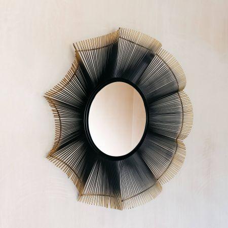 Sunflower Wall Mirror