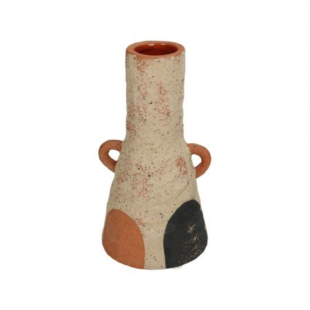 Adelmo Terracotta Vase