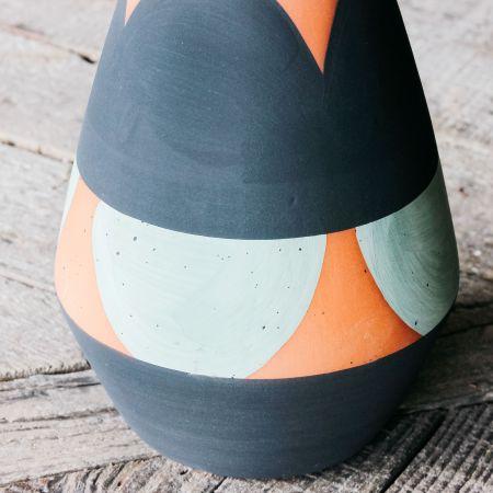 Oma Terracotta Vase
