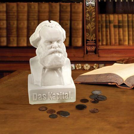 Karl Marx Coin Bank