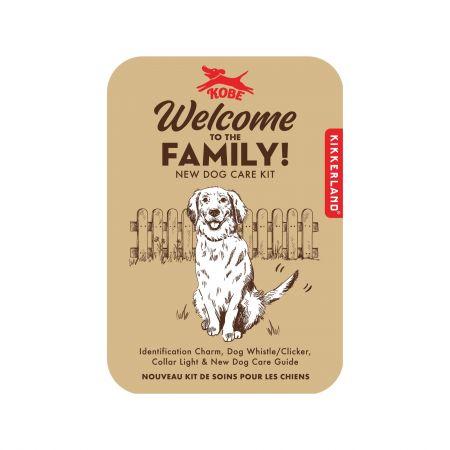 Welcome Dog Kit