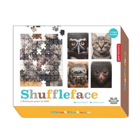 Shuffleface Puzzles