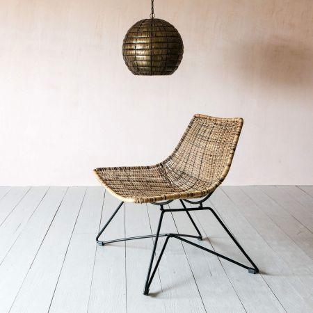 Dempsey Rattan Chair