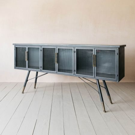 Ike Six Door Sideboard