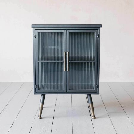 Ike Small Two Door Cabinet