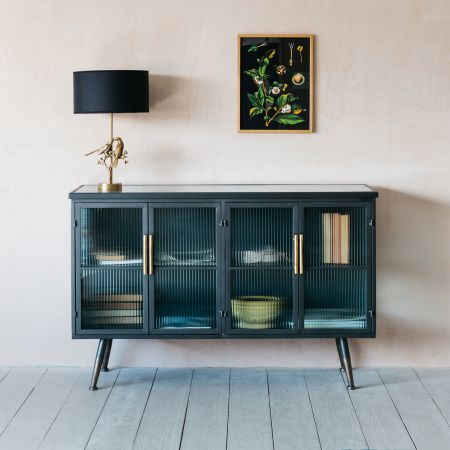 Ike Four Door Sideboard