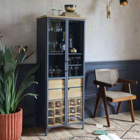 herning bar cabinet