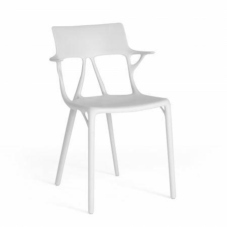 Kartell A.I White Chair