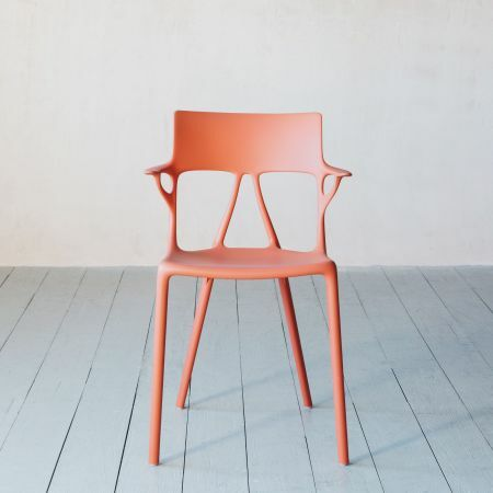 Kartell Orange A.I Chair