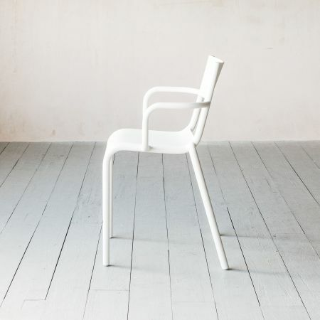 Kartell Generic A White Chair