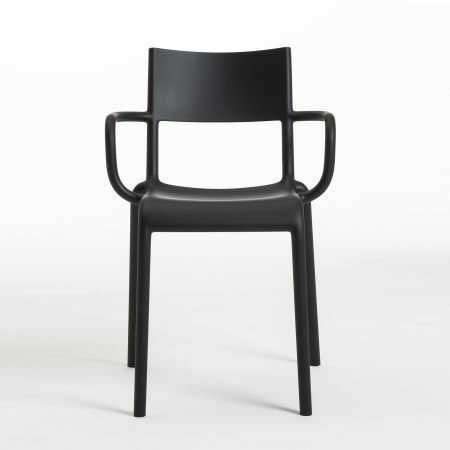 Kartell Generic A Black Chair