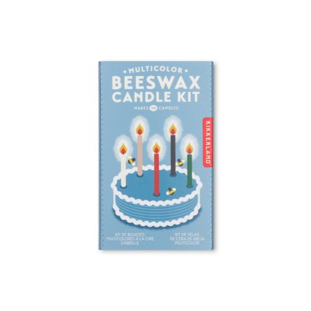 Make Your Own Beeswax Candles Kit