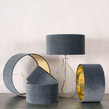Lava Velvet Lamp Shades