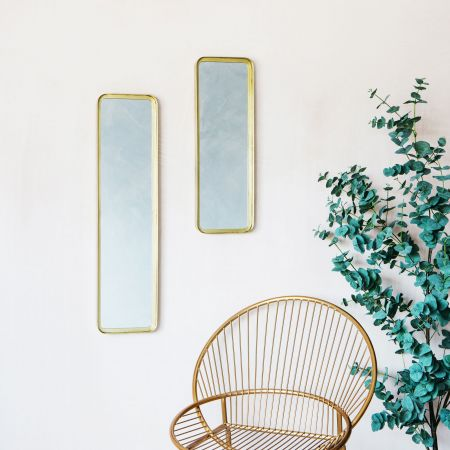 Elske Antique Bronze Mirrors