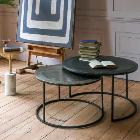 Skylar Set of Two Coffee Tables