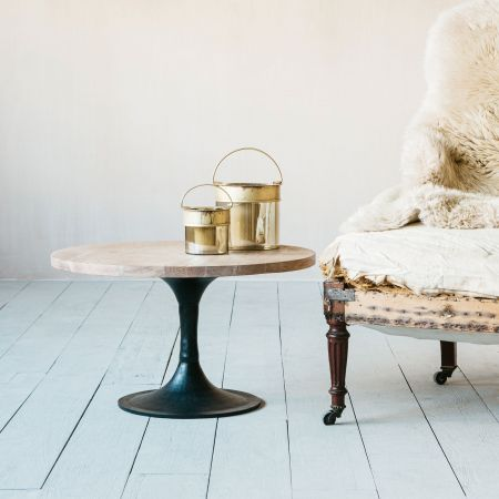 Sander Acacia Coffee Table