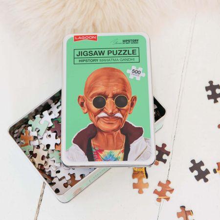 Gandhi Jigsaw Puzzle