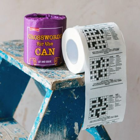 Crosswords for the Can