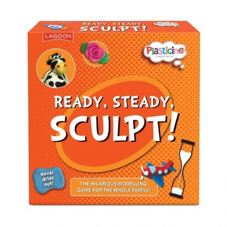 Ready Steady Sculpt Game