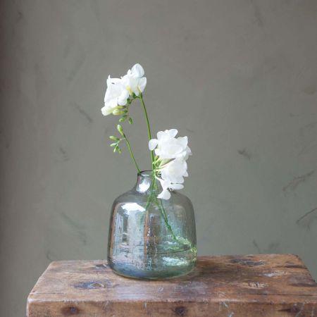 Olive Green Tint Vase