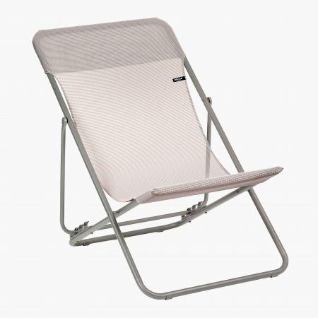 Light Pink Deck Chair