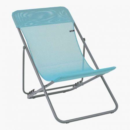 Light Blue Deck Chair