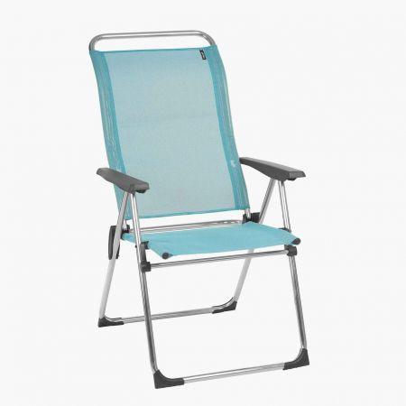 Light Blue Folding Chair