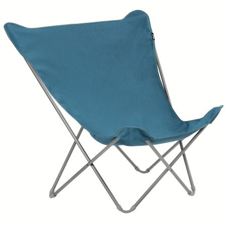 Blue Pop Up Butterfly Chair