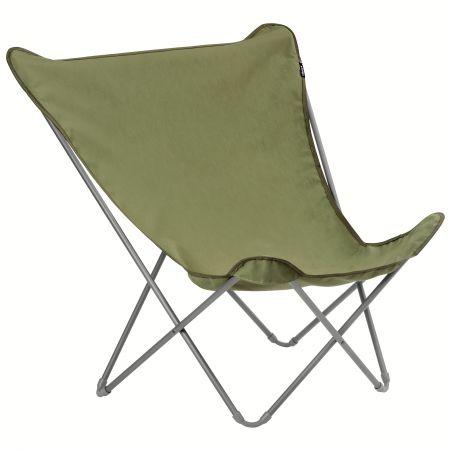 Khaki Pop Up Butterfly Chair