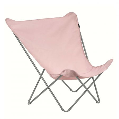 Blush Pink Pop Up Deck Chair