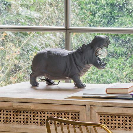 Hendrick Hippo Table Lamp