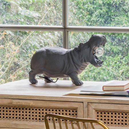 Hendrick Hippo Table Lamp