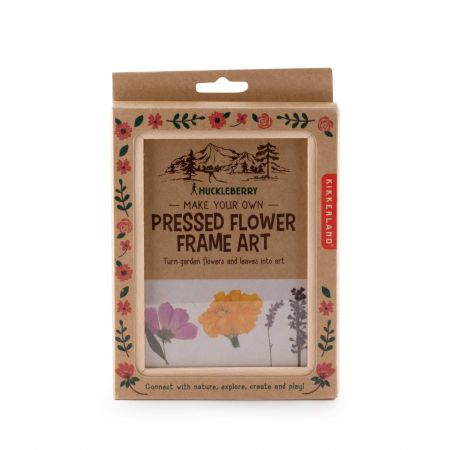 Make Your Own Pressed Flowers