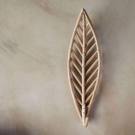 Bamboo Leaf Hook