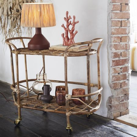 Lucena Bamboo Trolley